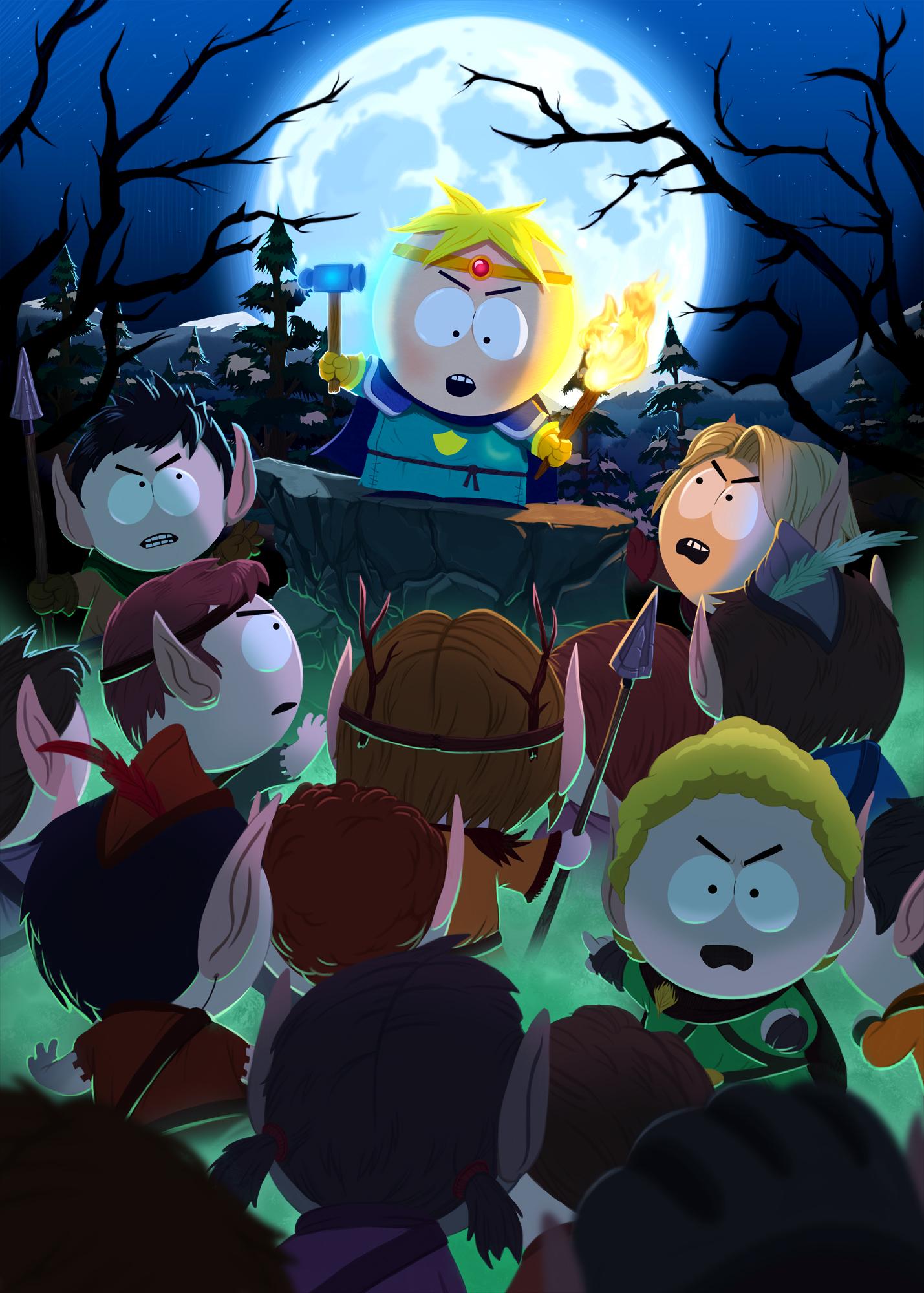 Ještě obrázky ze South Park: The Stick of Truth 93618