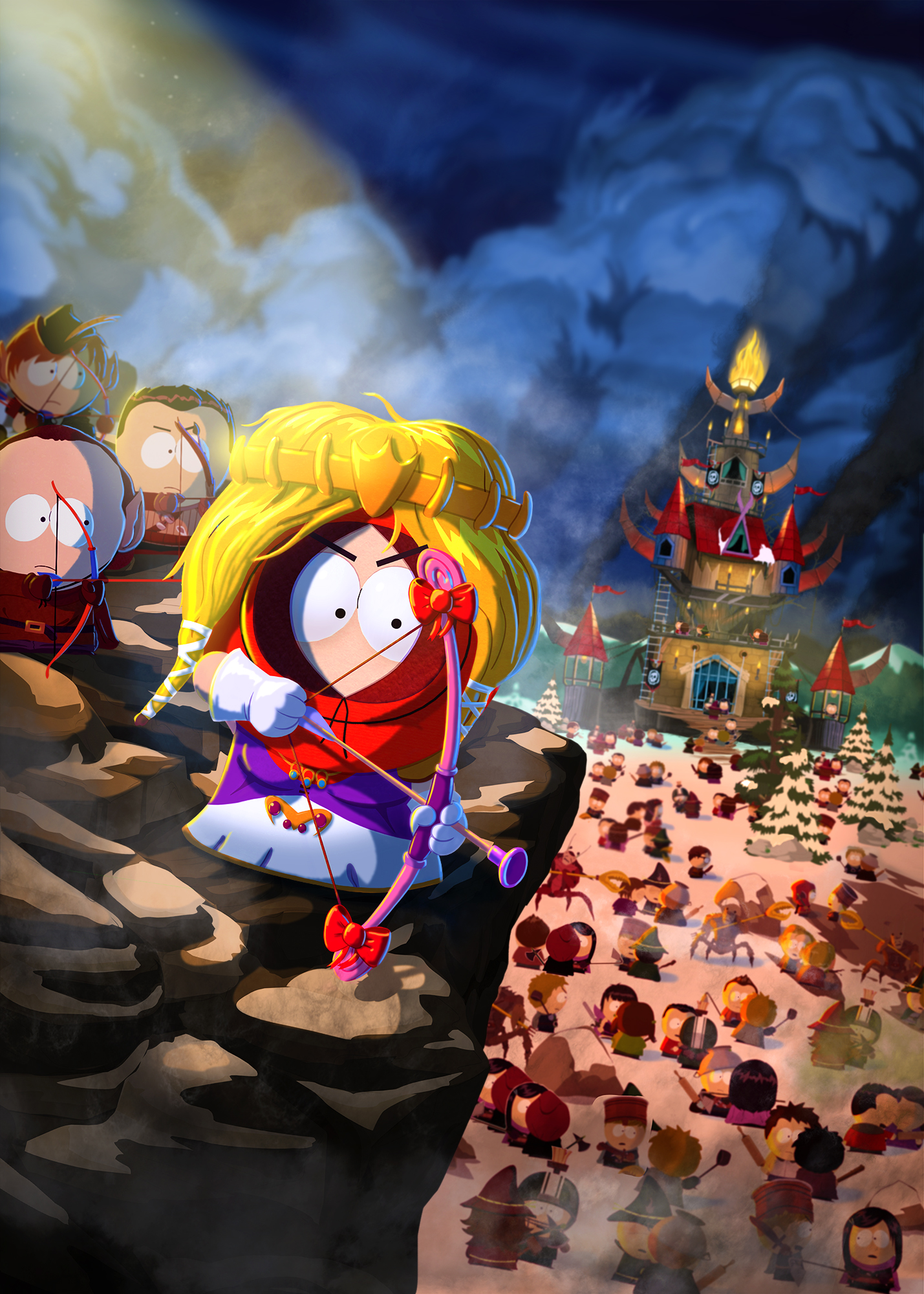 Ještě obrázky ze South Park: The Stick of Truth 93619