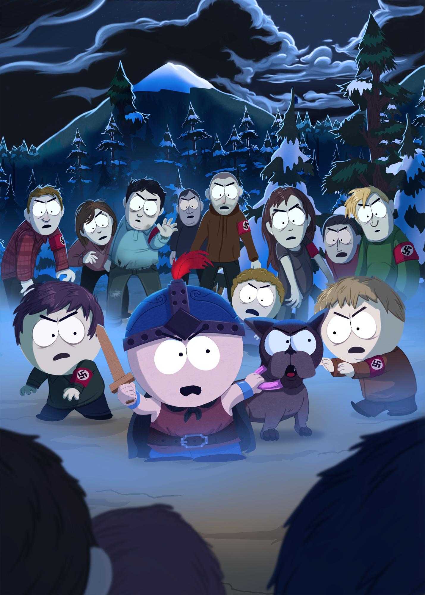 Ještě obrázky ze South Park: The Stick of Truth 93620