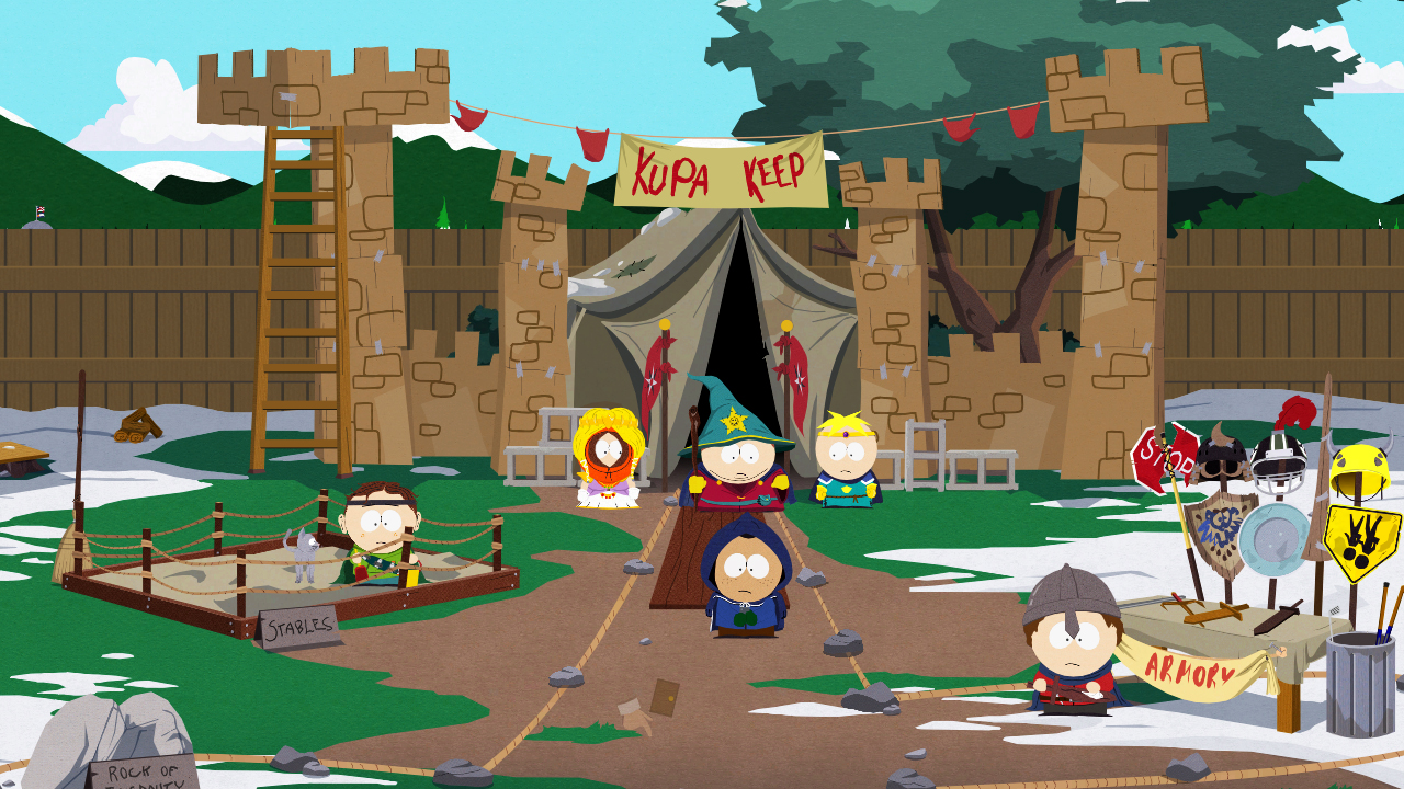 South Park: The Stick of Truth 93621