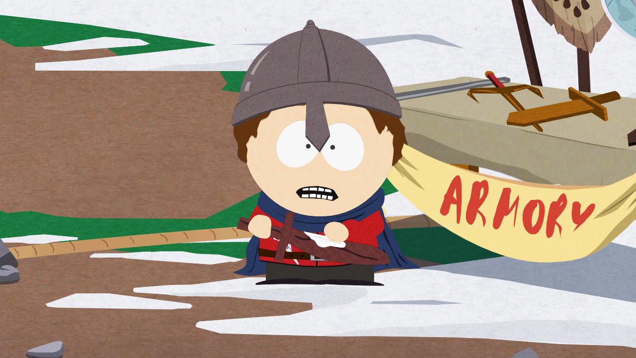 Ještě obrázky ze South Park: The Stick of Truth 93623