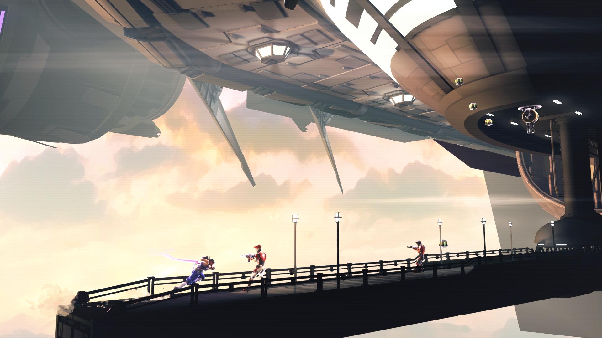 Strider - Launch trailer 93663