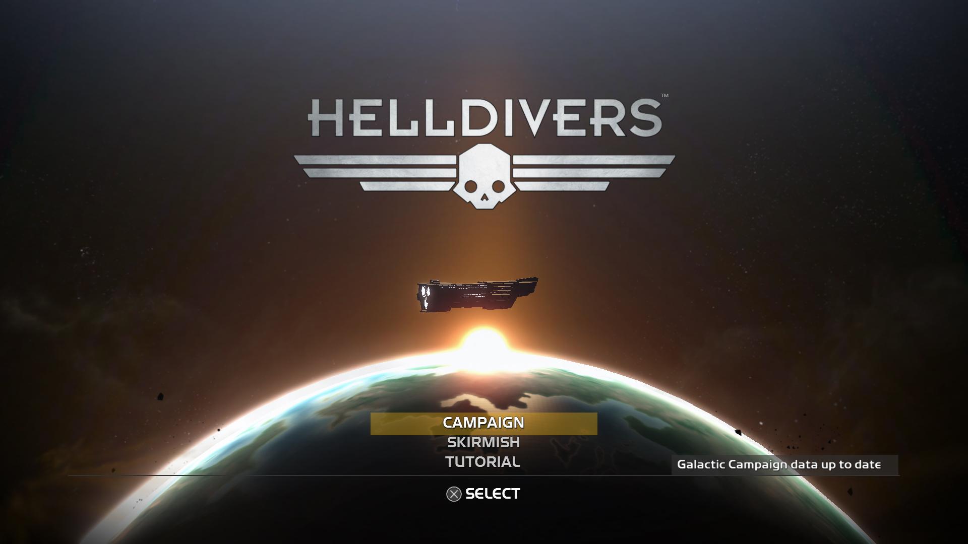 Bližší seznámení s Helldivers 93698