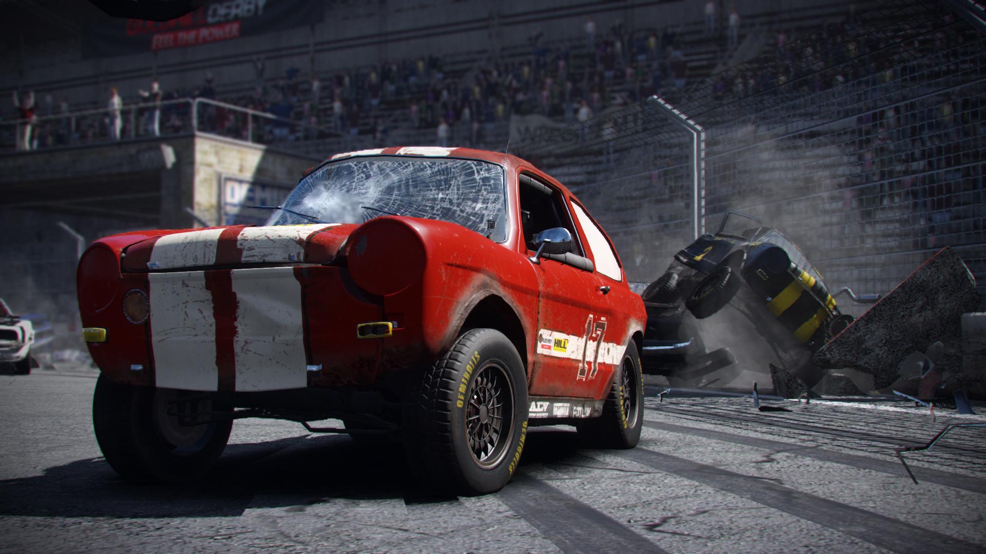 Americký sedan, nové derby v Next Car Game 93760