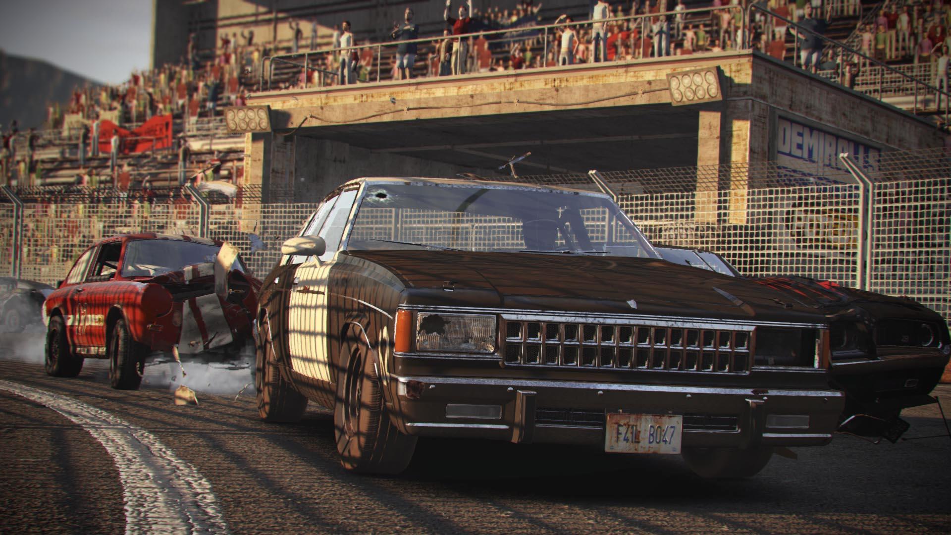 Americký sedan, nové derby v Next Car Game 93761