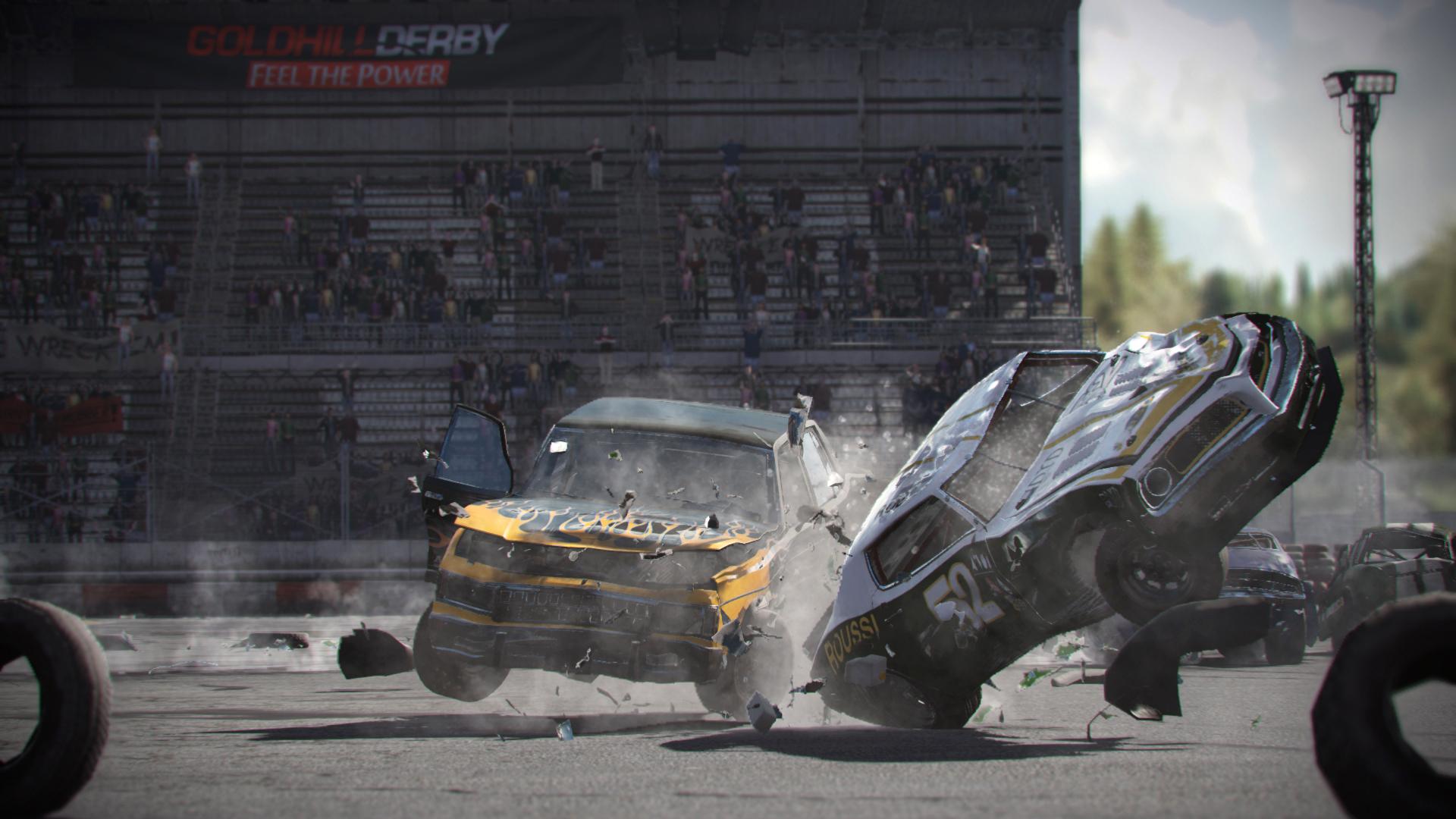 Americký sedan, nové derby v Next Car Game 93762