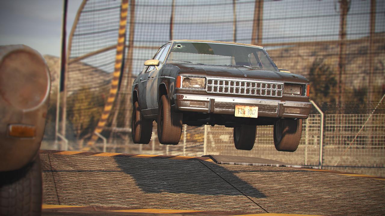Americký sedan, nové derby v Next Car Game 93763
