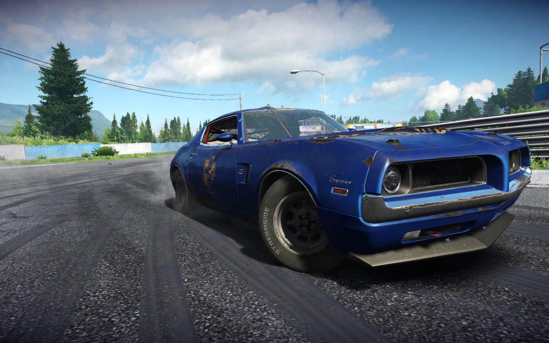 Americký sedan, nové derby v Next Car Game 93765