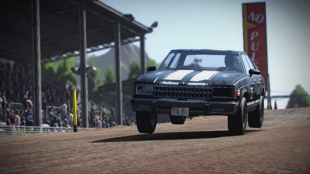 Americký sedan, nové derby v Next Car Game 93766