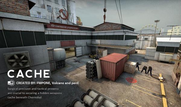 Do Counter-Strike: Global Offensive se vrátily oblíbené komunitní mapy 93769
