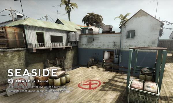 Do Counter-Strike: Global Offensive se vrátily oblíbené komunitní mapy 93771
