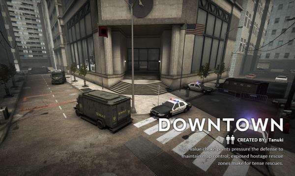 Do Counter-Strike: Global Offensive se vrátily oblíbené komunitní mapy 93772