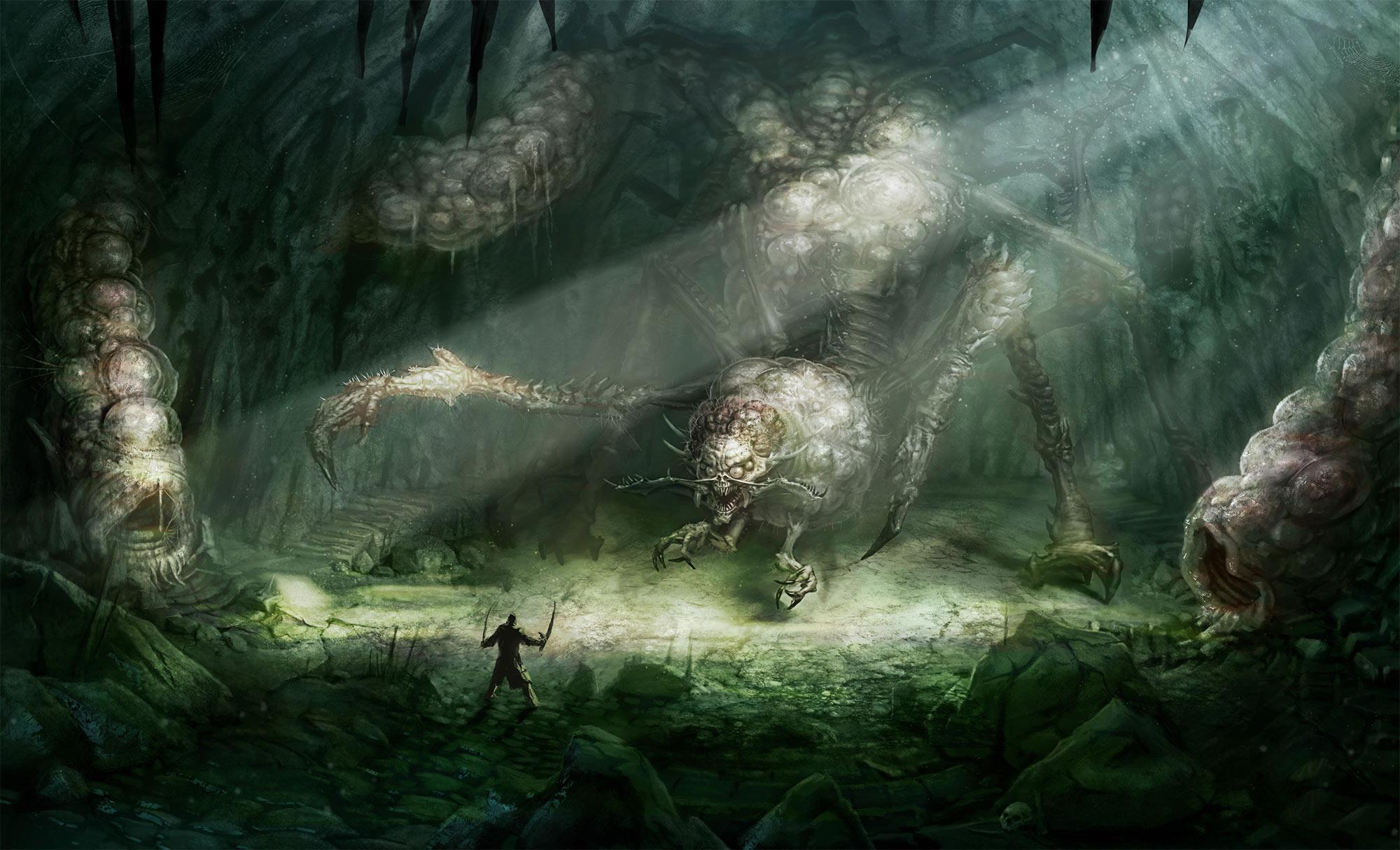 Odhaleno Risen 3: Titan Lords s prvními obrázky 93778