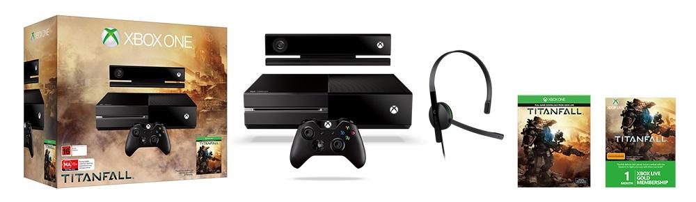 Titanfall se bude prodávat i v Xbox One bundlu 93868