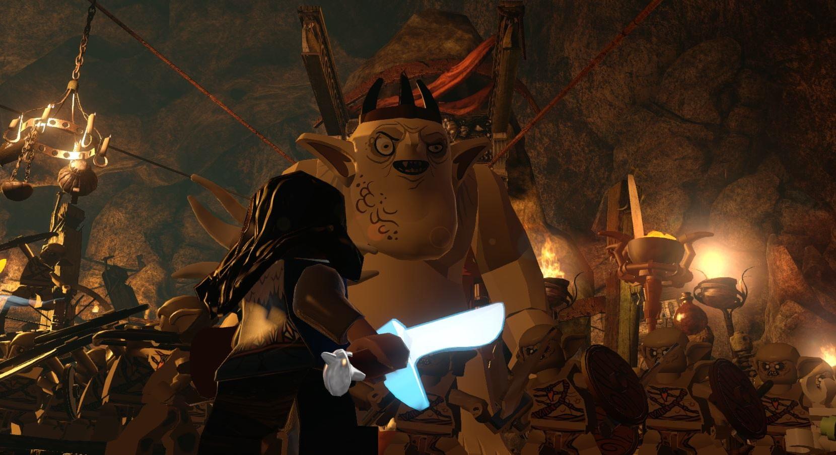 LEGO: The Hobbit dorazí již v dubnu 93937
