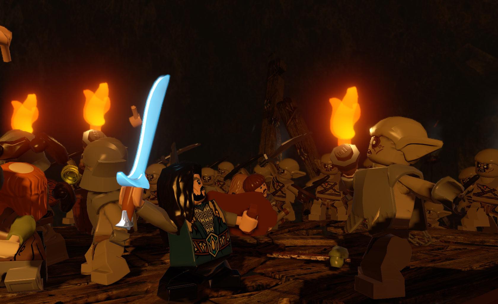 LEGO: The Hobbit dorazí již v dubnu 93938
