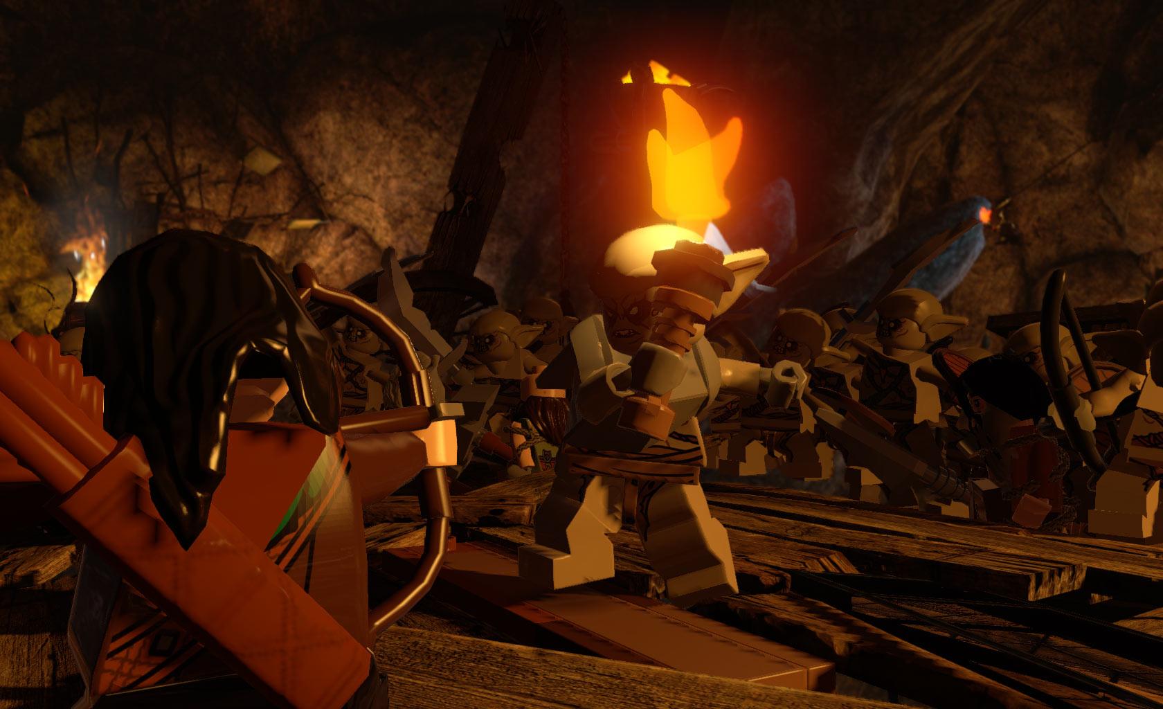 LEGO: The Hobbit dorazí již v dubnu 93939