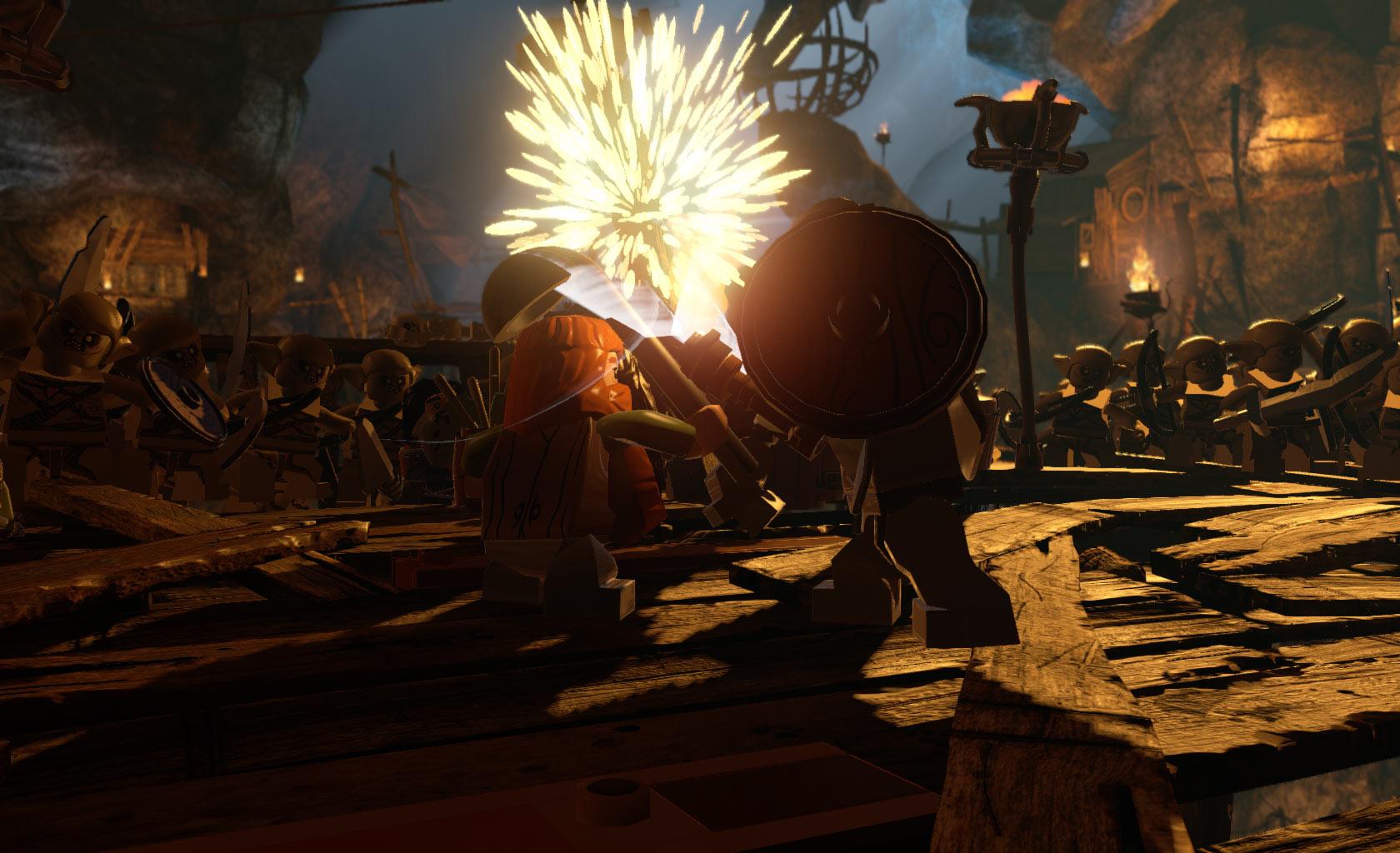 LEGO: The Hobbit dorazí již v dubnu 93940
