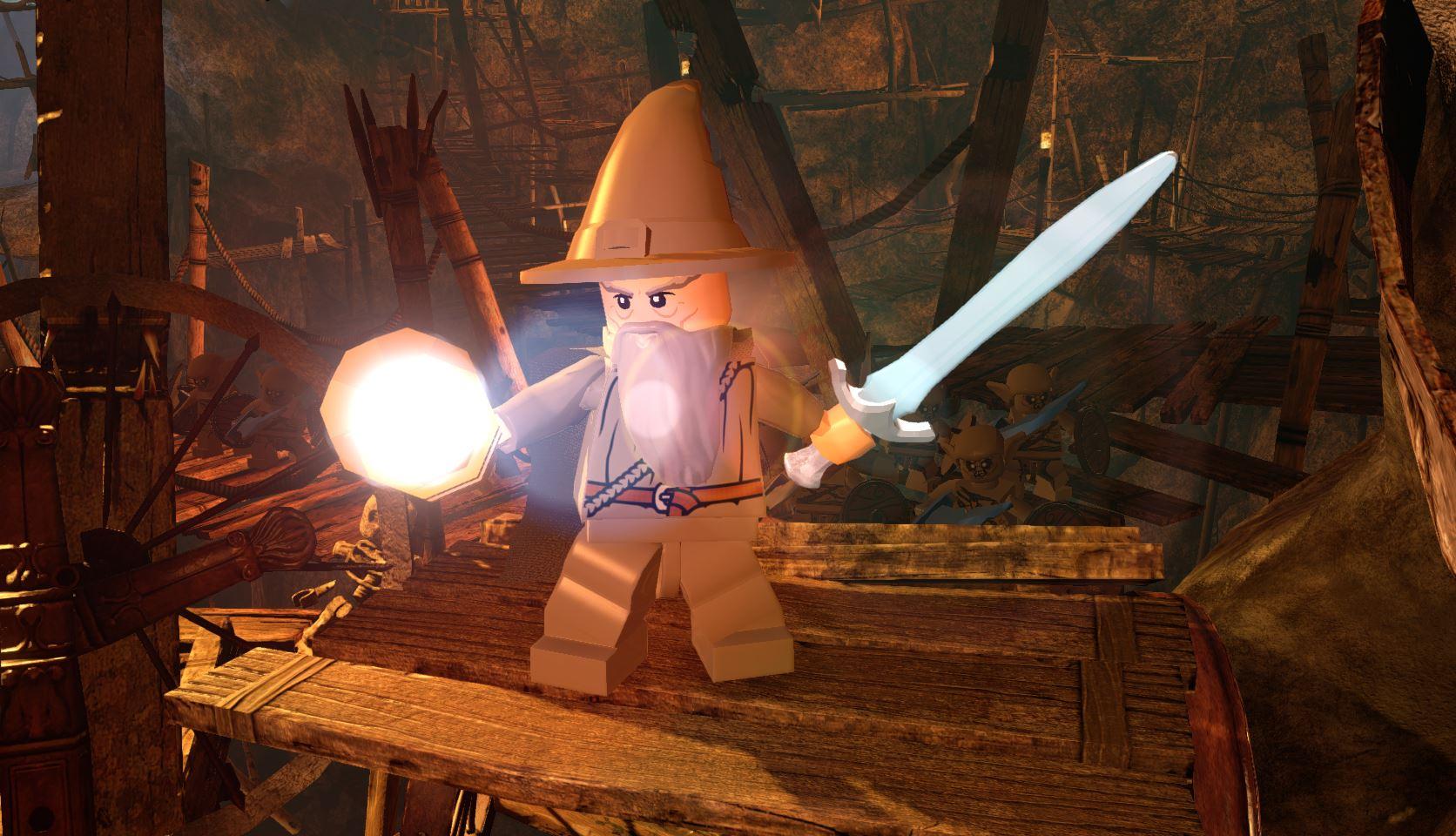 LEGO: The Hobbit dorazí již v dubnu 93941