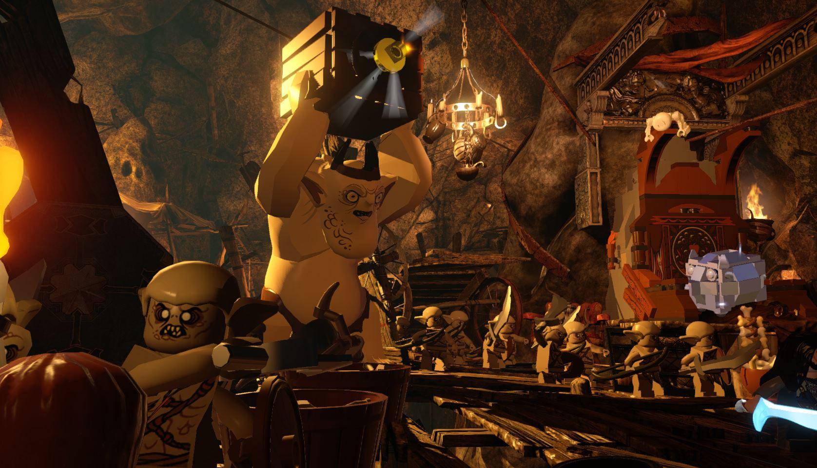LEGO: The Hobbit dorazí již v dubnu 93942