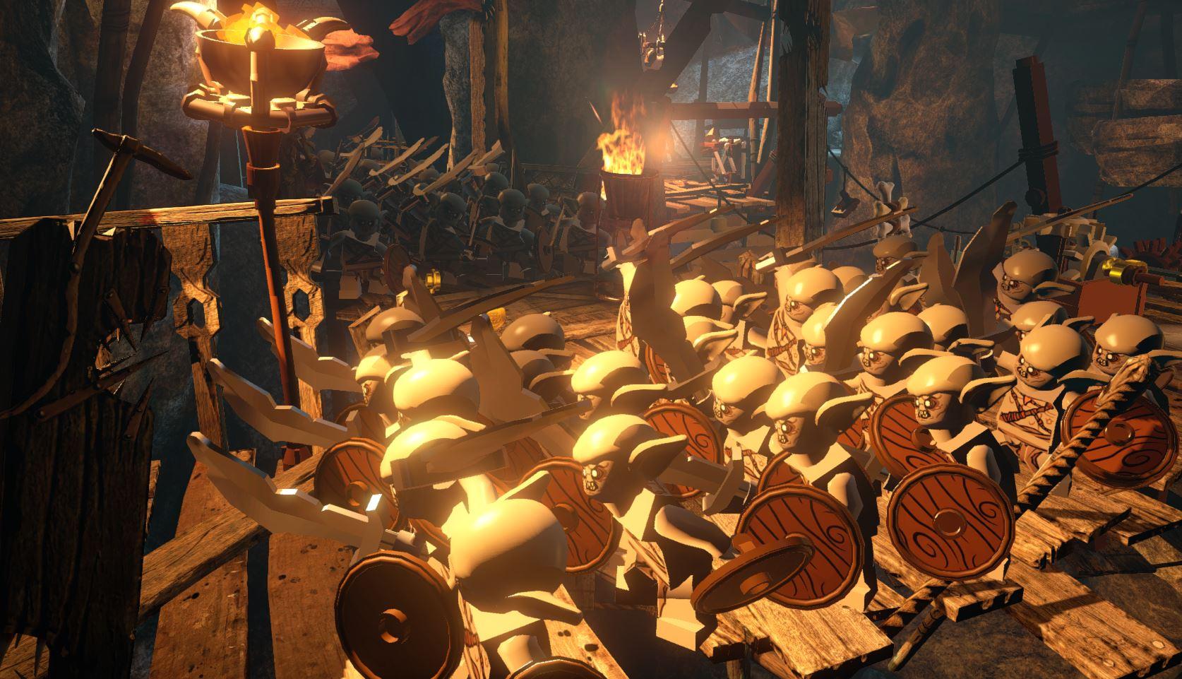 LEGO: The Hobbit dorazí již v dubnu 93943