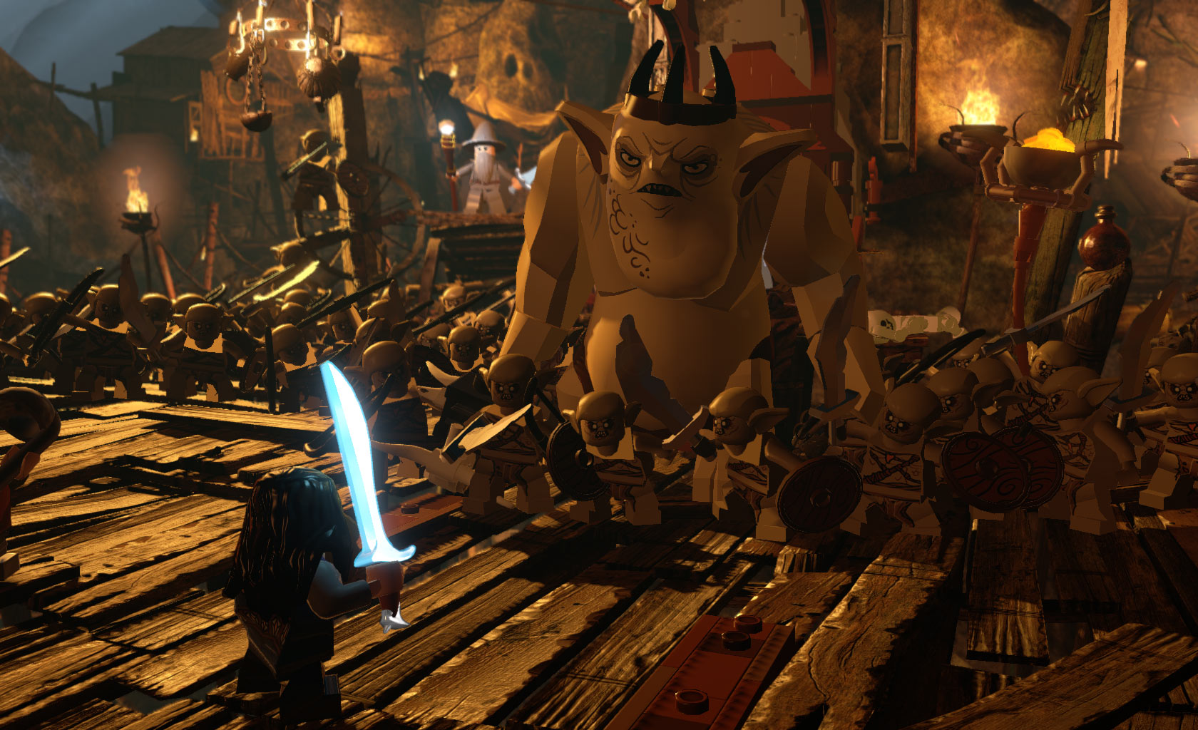 LEGO: The Hobbit dorazí již v dubnu 93947