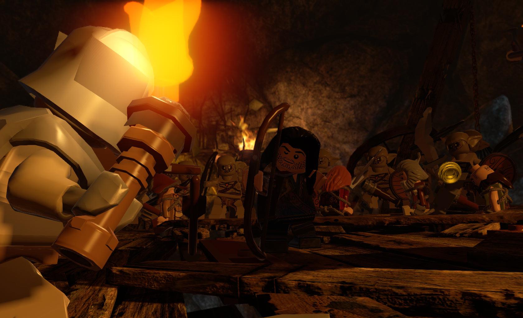 LEGO: The Hobbit dorazí již v dubnu 93948