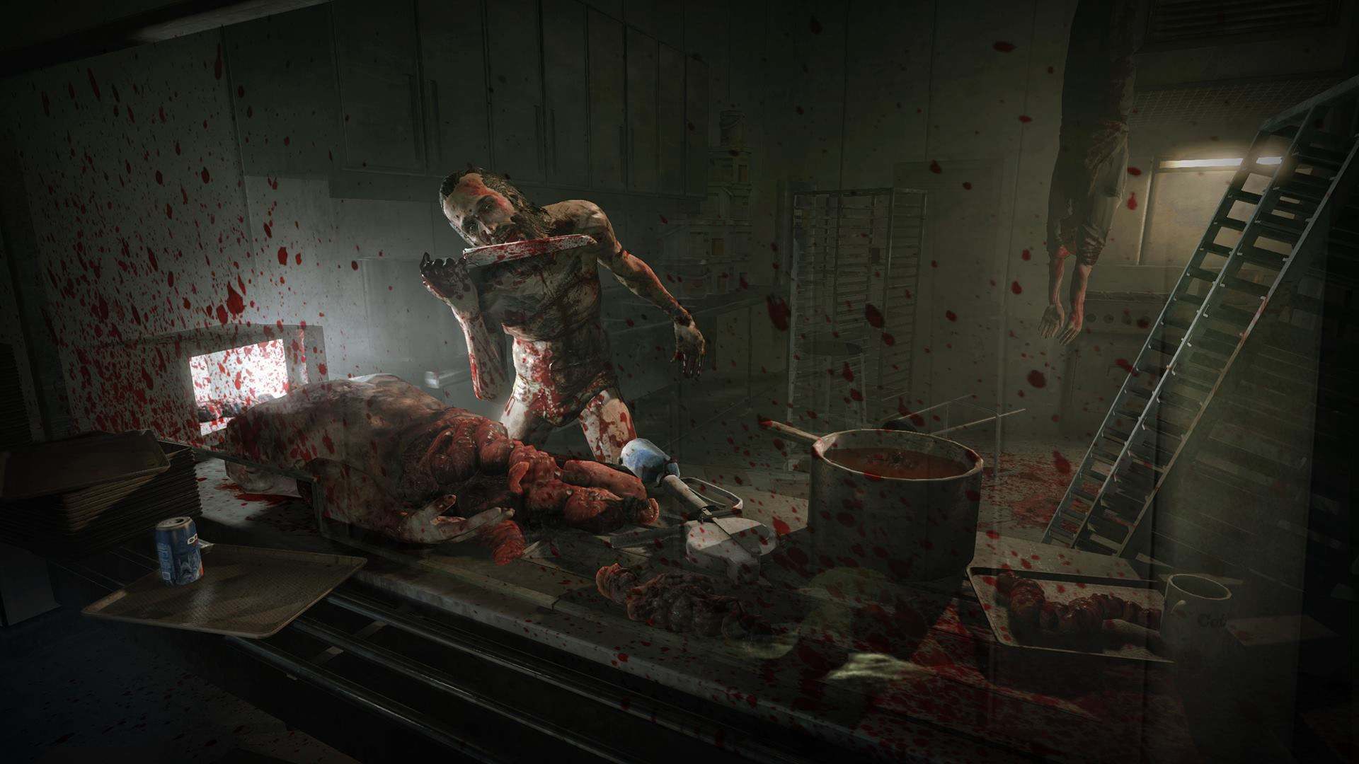 Prequel DLC k Outlast objasní spoustu záhad 93952