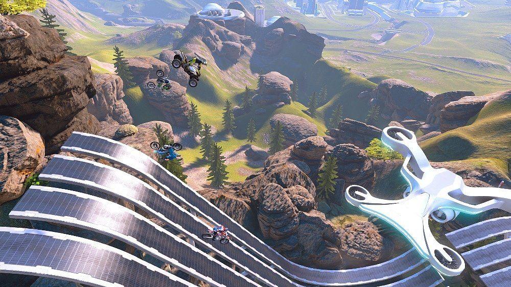 Bláznivé skoky v Trials Fusion 93955