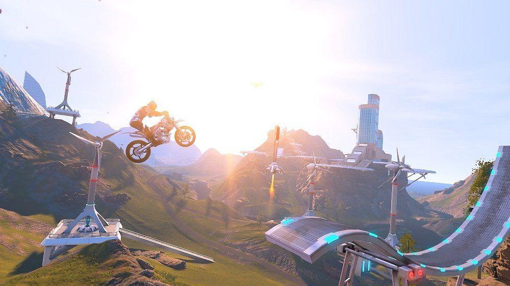 Bláznivé skoky v Trials Fusion 93957