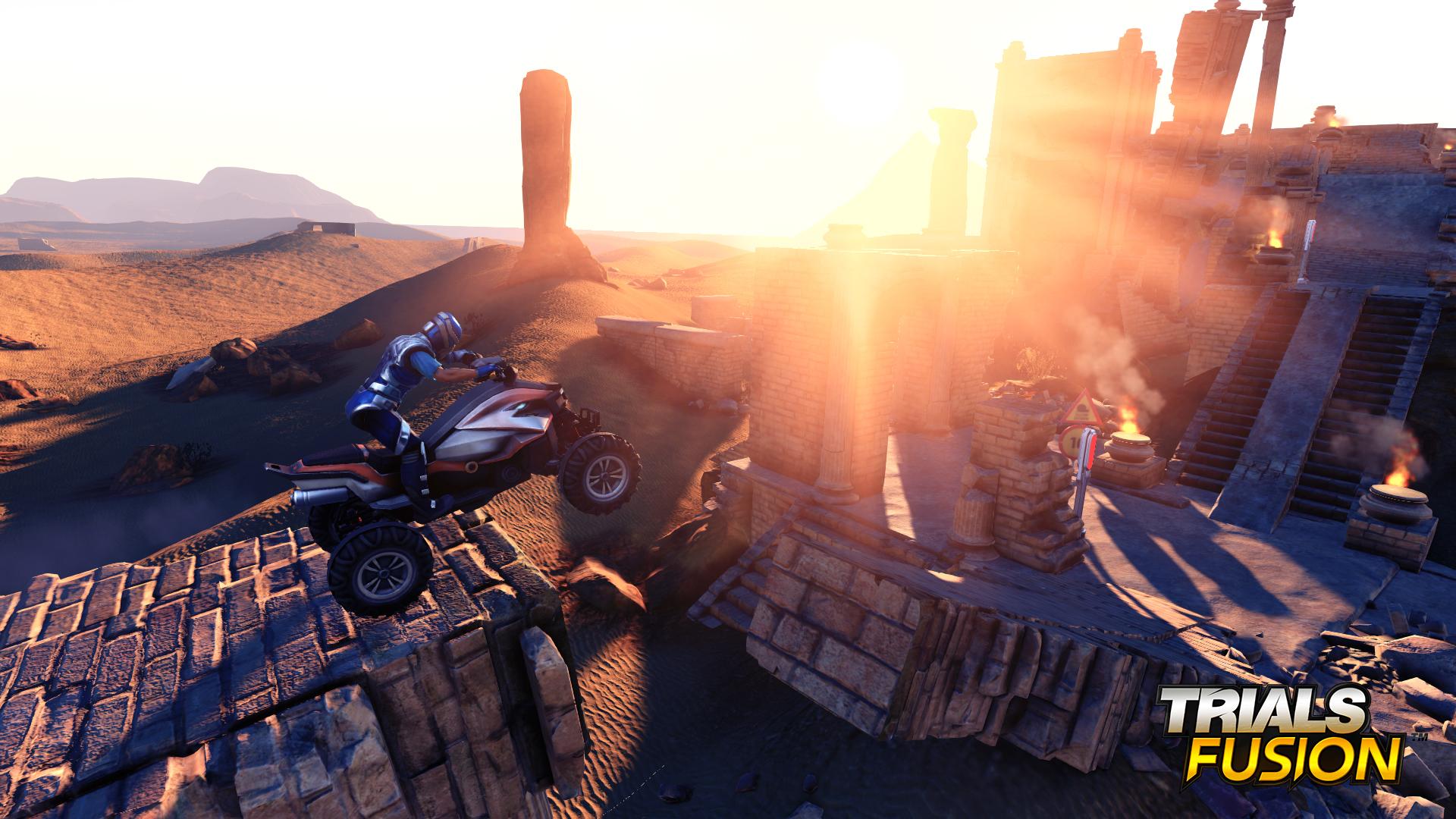 Bláznivé skoky v Trials Fusion 93971