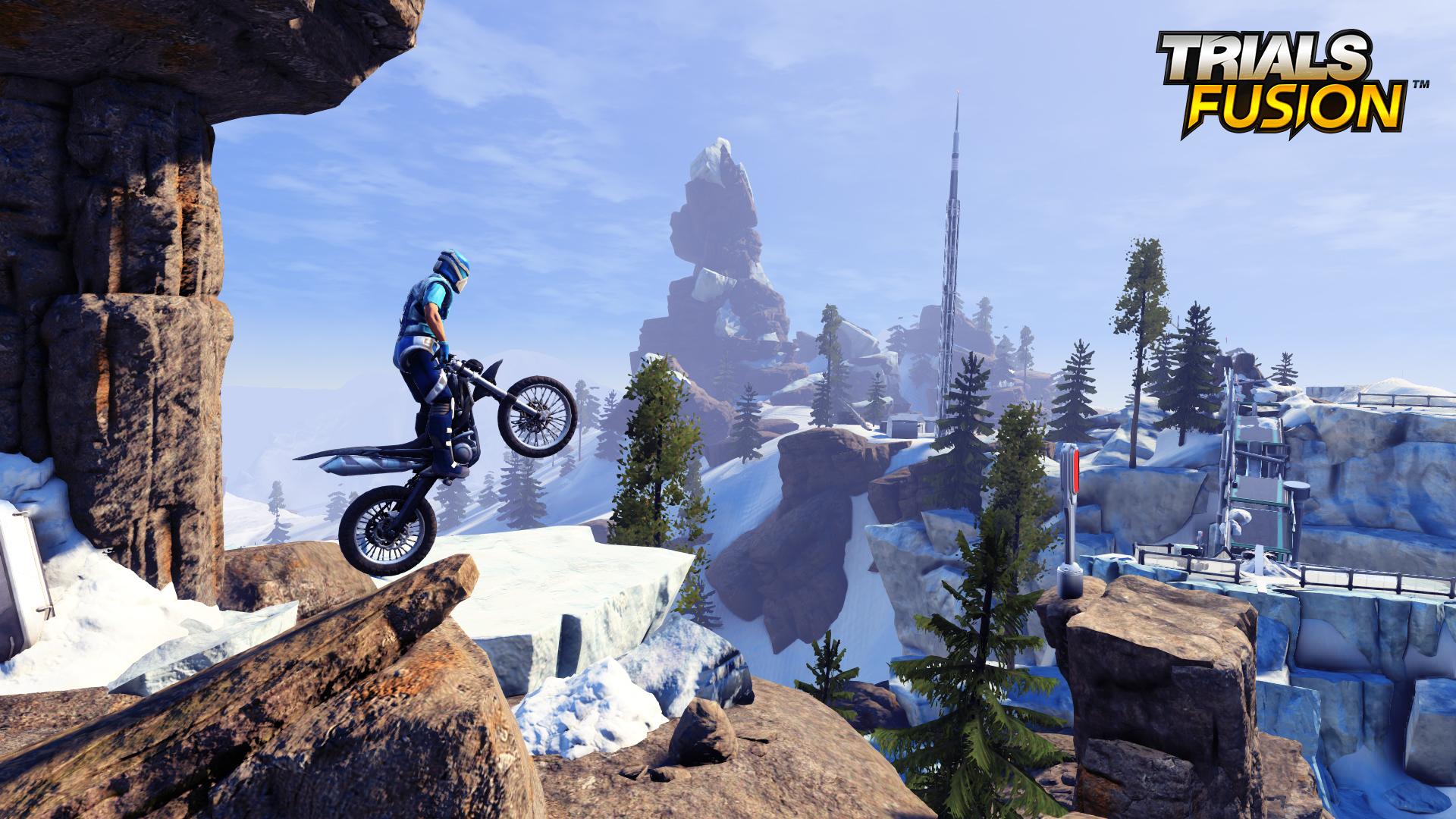Bláznivé skoky v Trials Fusion 93972