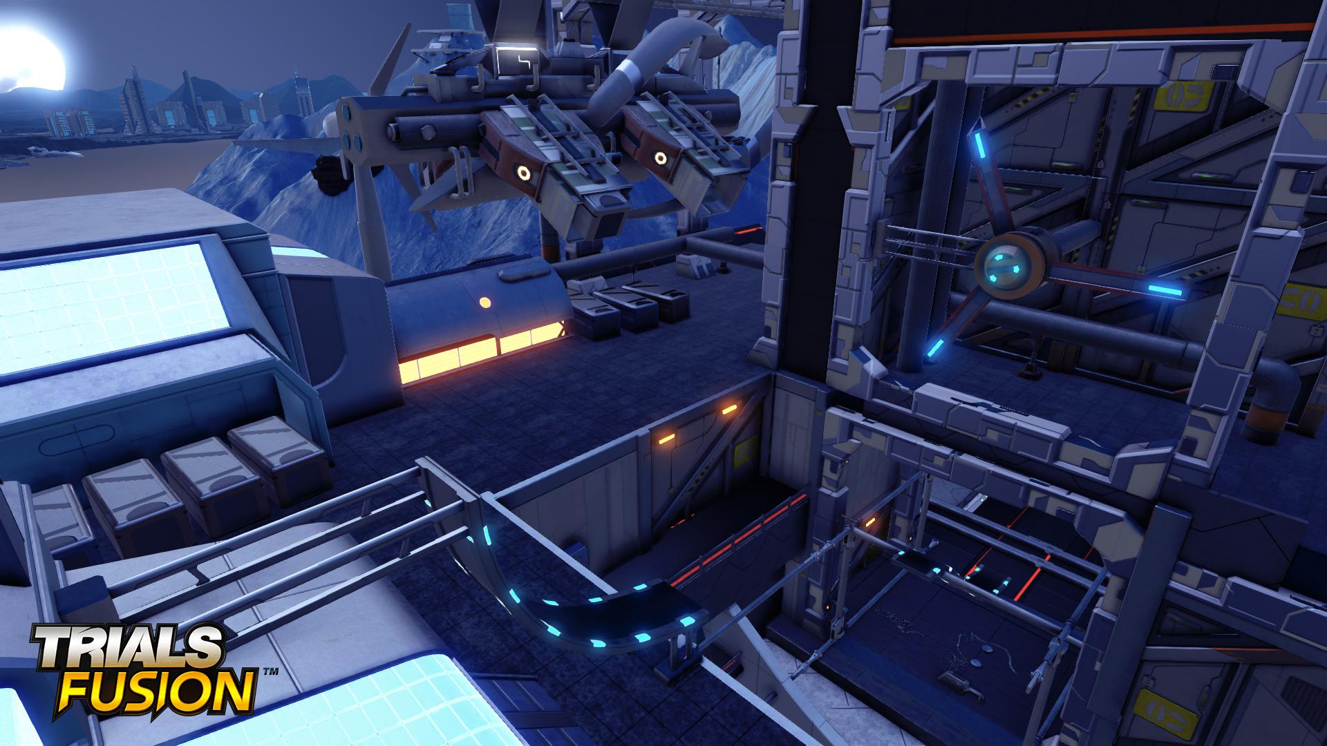 Bláznivé skoky v Trials Fusion 93973