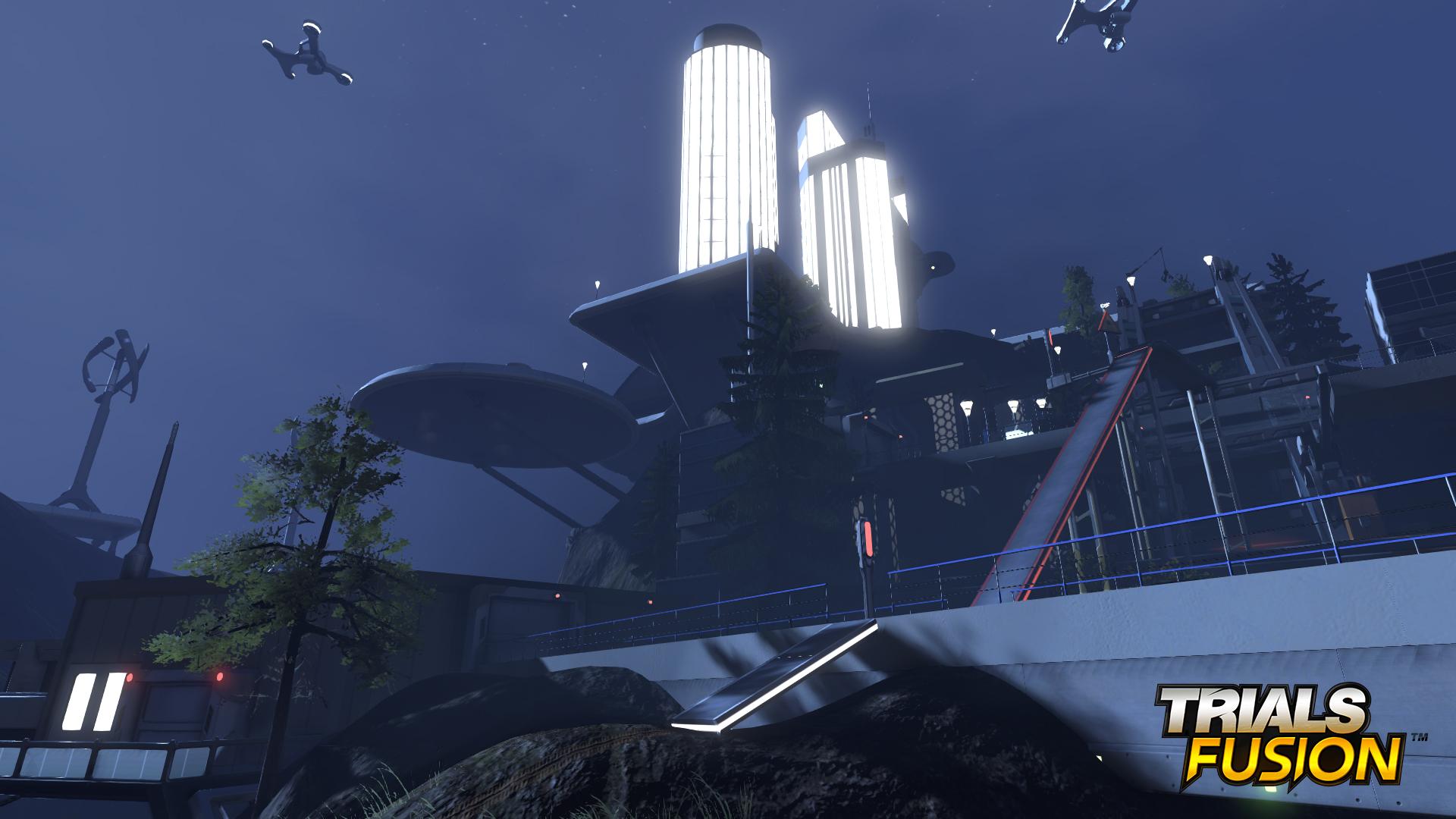 Bláznivé skoky v Trials Fusion 93974