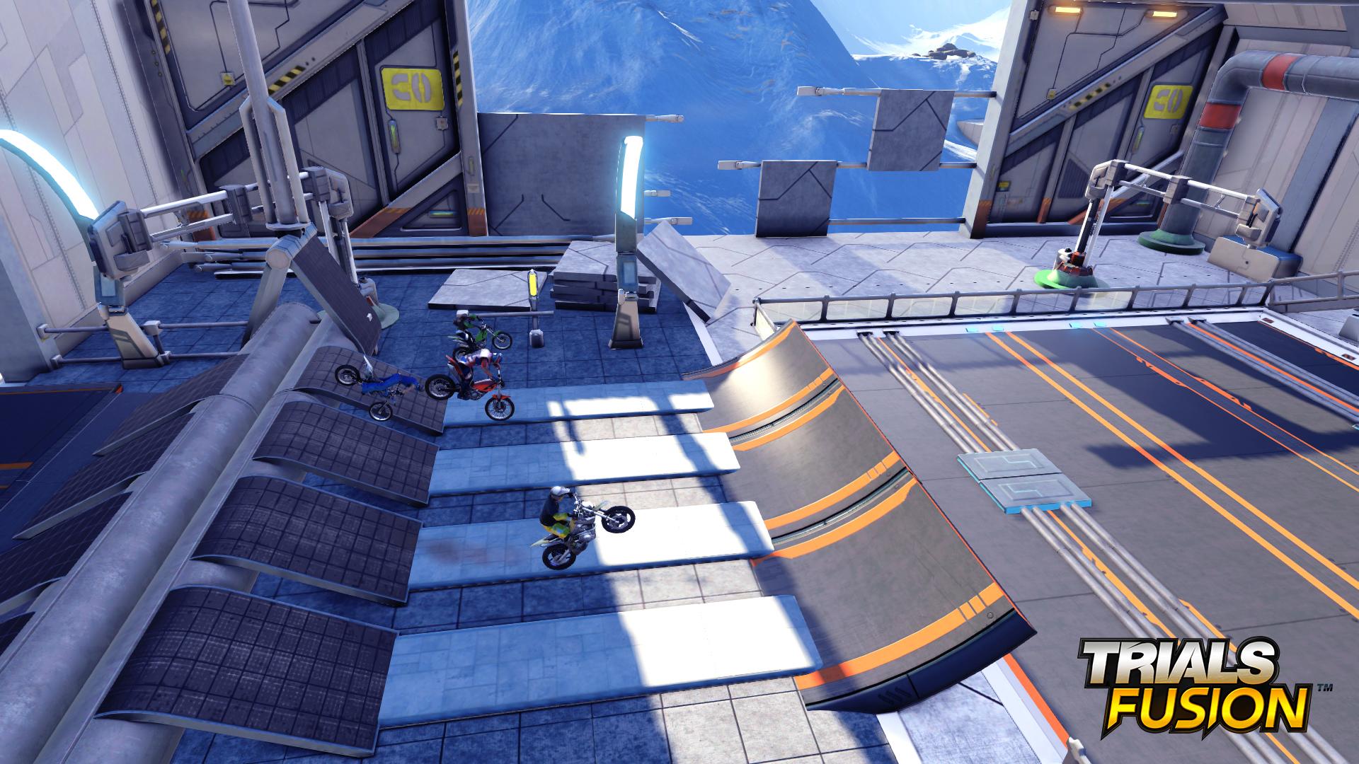 Bláznivé skoky v Trials Fusion 93975