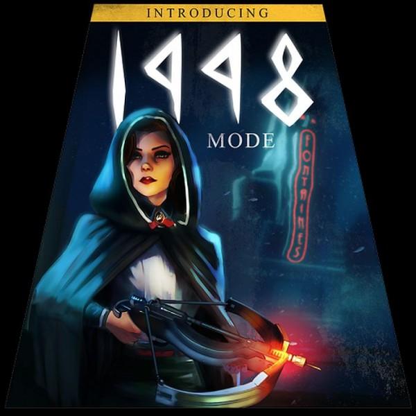 Druhý díl Burial at Sea pro BioShock Infinite se pochlubí módem 1998 94003