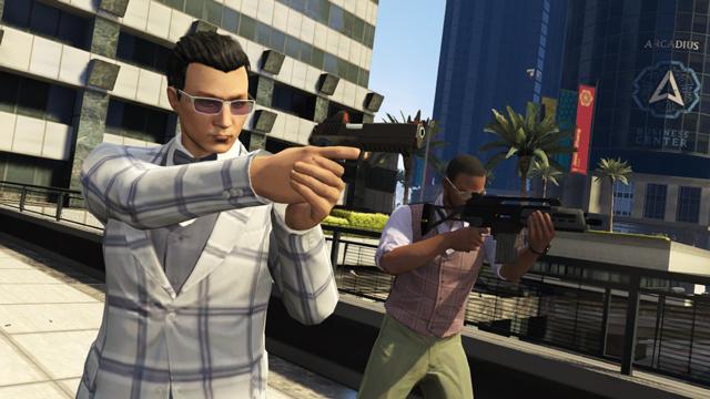 GTA V čeká update multiplayeru i singleplayeru 94006