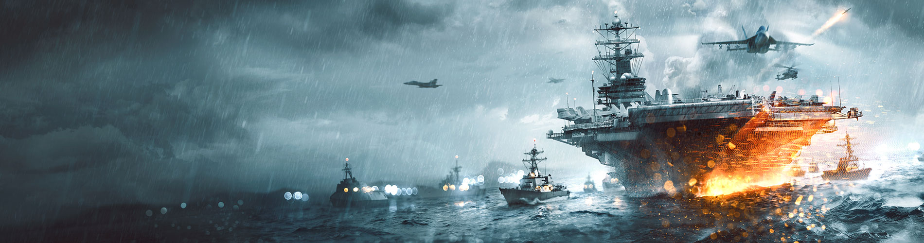 Detaily o Naval Strike DLC k Battlefieldu 4 94031