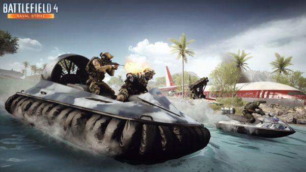 Battlefield 4: Naval Strike na prvních obrázcích 94041