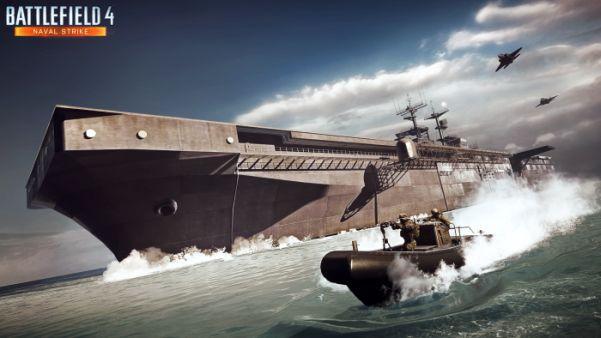 Battlefield 4: Naval Strike na prvních obrázcích 94042