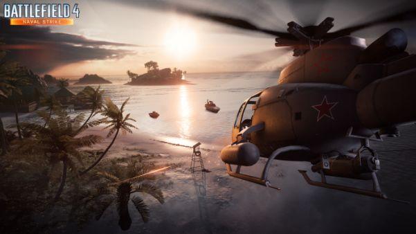 Battlefield 4: Naval Strike na prvních obrázcích 94043