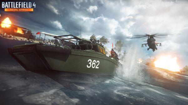 Battlefield 4: Naval Strike na prvních obrázcích 94044