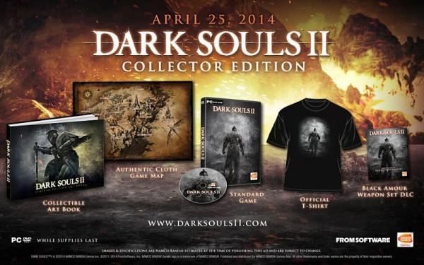 PC verze Dark Souls 2 dorazí v dubnu 94045