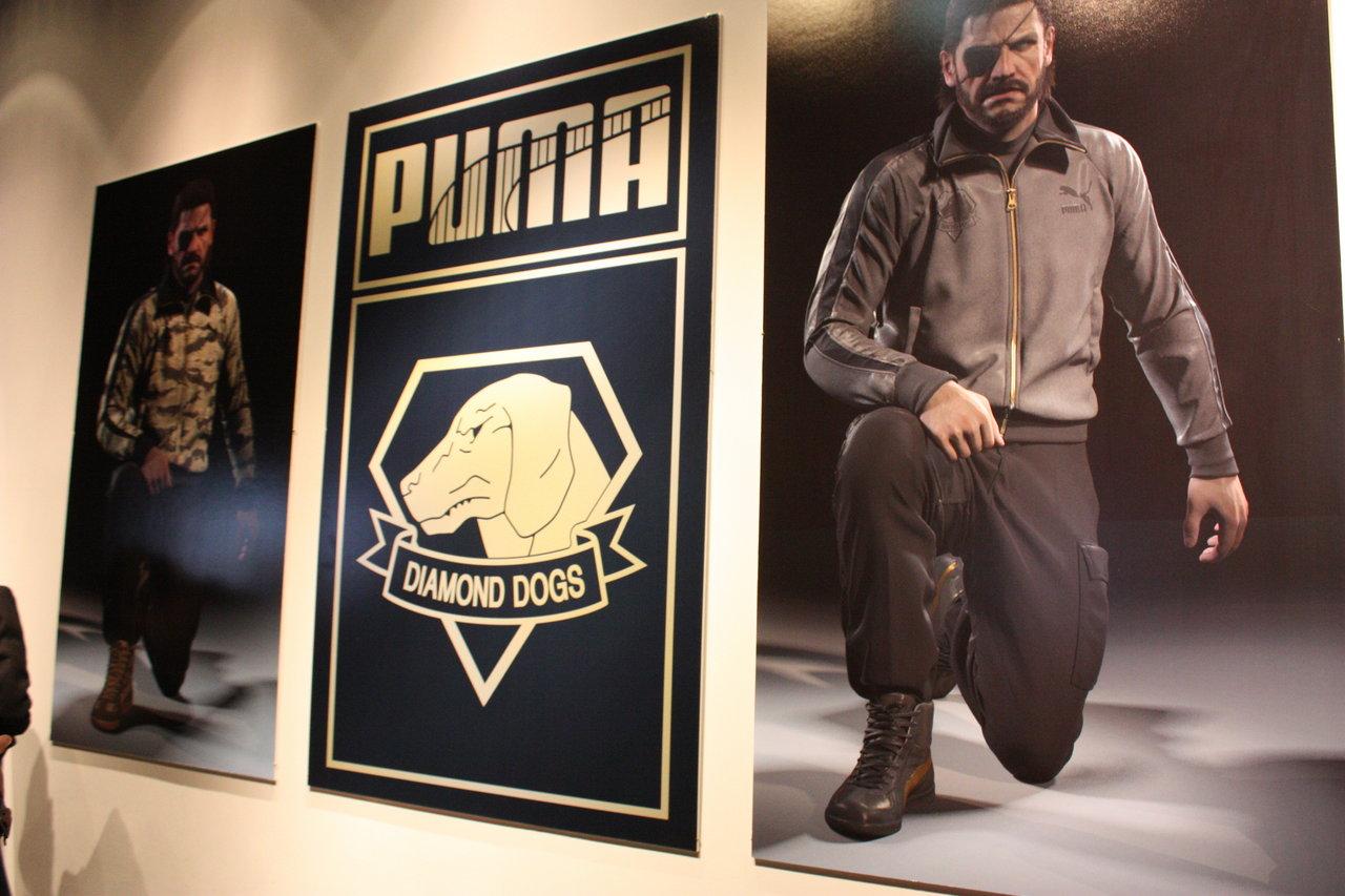 Značkové oblečení Metal Gear Solid V 94047
