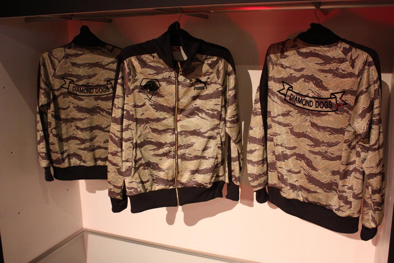 Značkové oblečení Metal Gear Solid V 94054