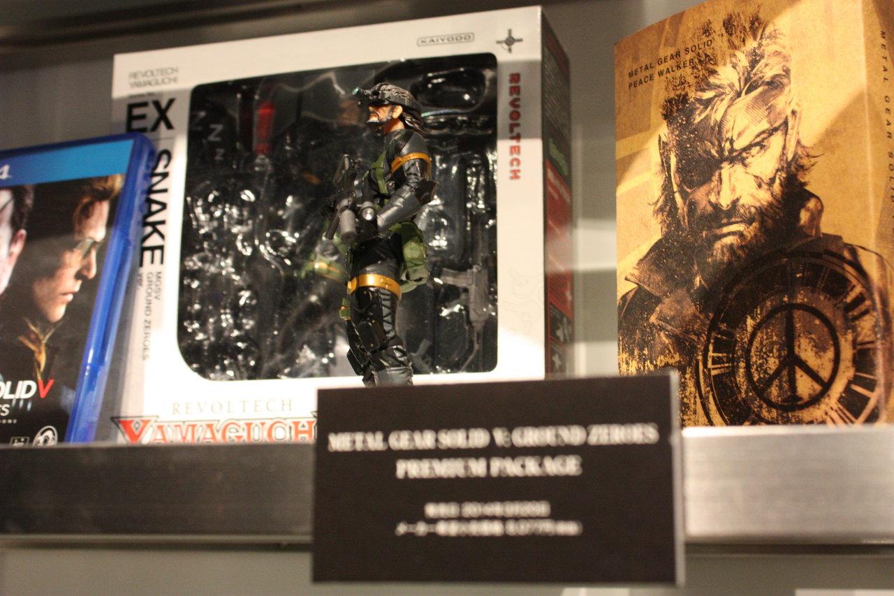 Značkové oblečení Metal Gear Solid V 94056