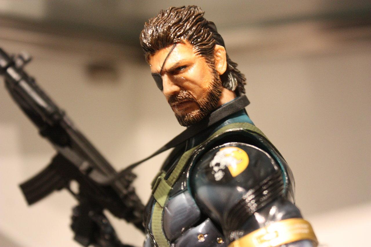Značkové oblečení Metal Gear Solid V 94061