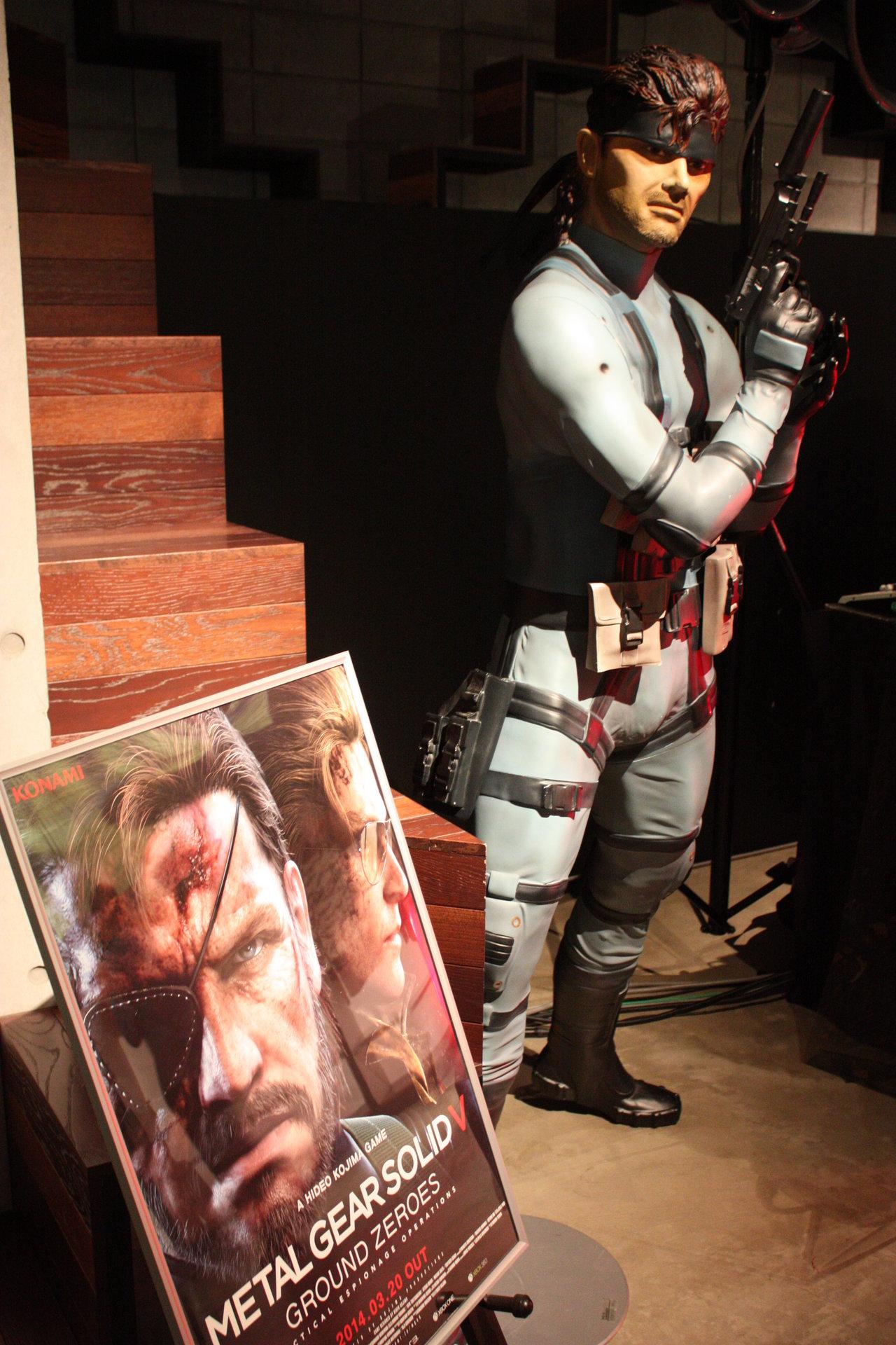 Značkové oblečení Metal Gear Solid V 94065