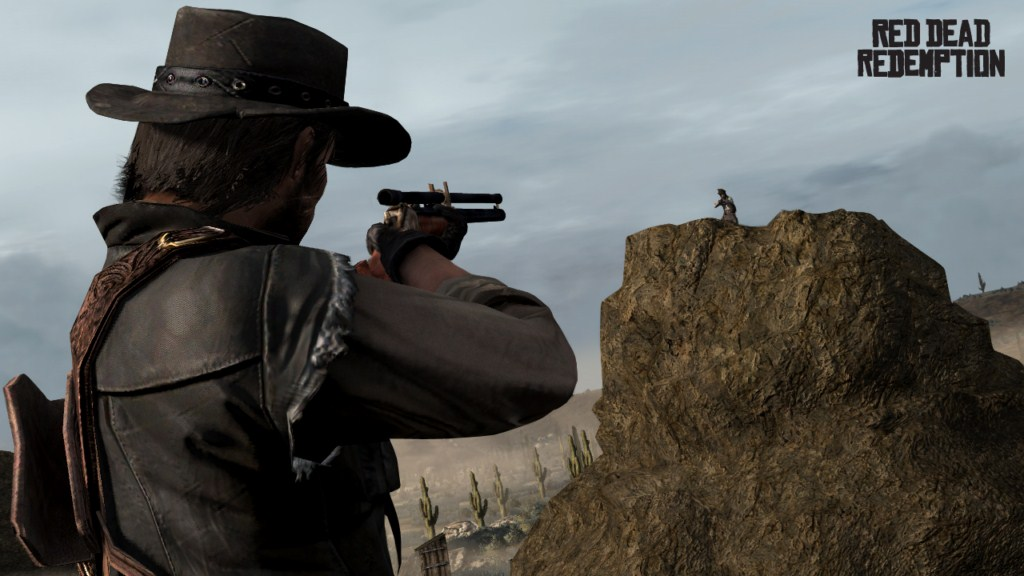 Red Dead Redemption – divoký západ v divokém provedení 941