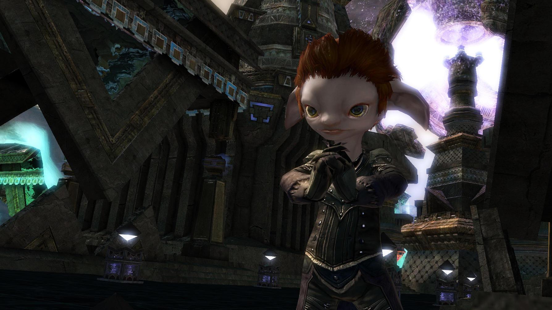 Guild Wars 2: odhalen Ranger a jeho mazlíčci 9413